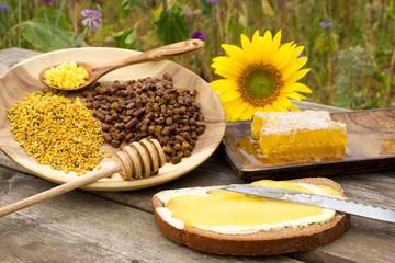 Продукты пчел для здоровья