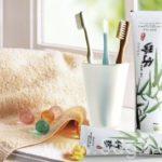 Зубная паста с бамбуком Новая Эра